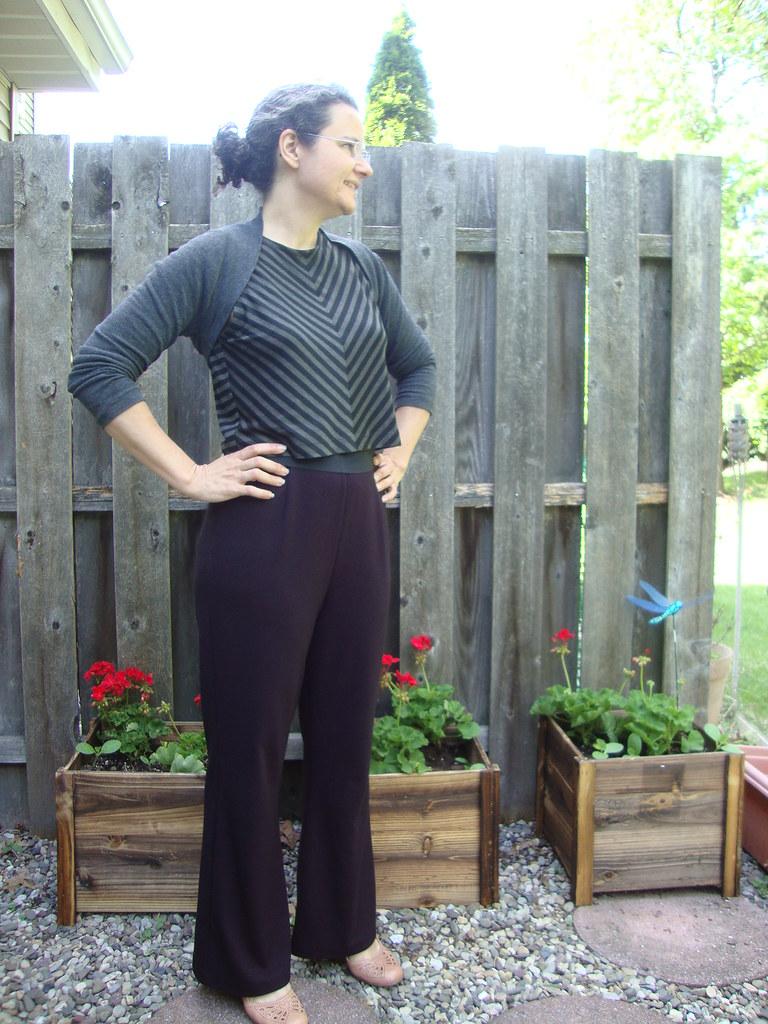 S1283 top + pants