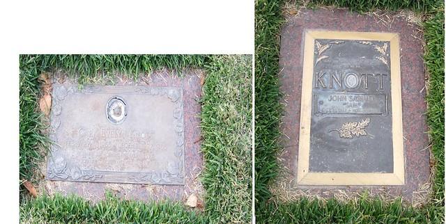 Cara Knott Grave