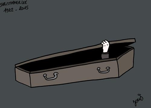 13_Mort de Christopher Lee
