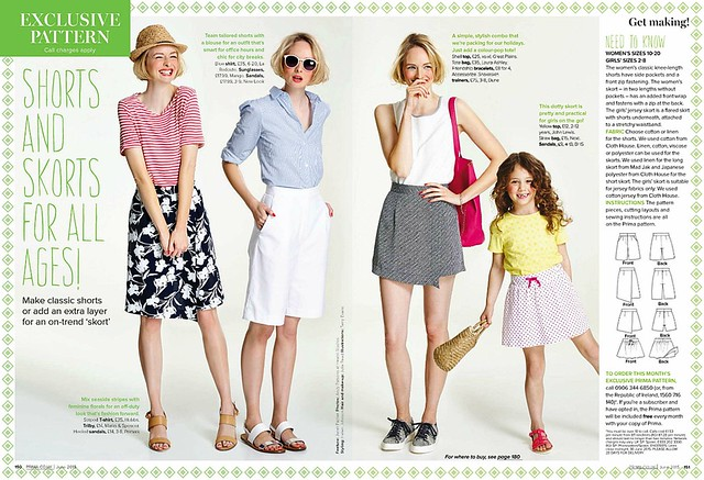 Prima Magazine - Pattern, June 2015 (02)
