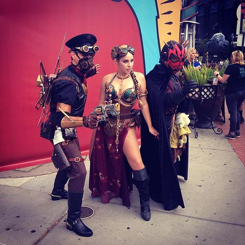 San Diego Comic-Con 2015 Cosplay Special - Steampunk Star Wars
