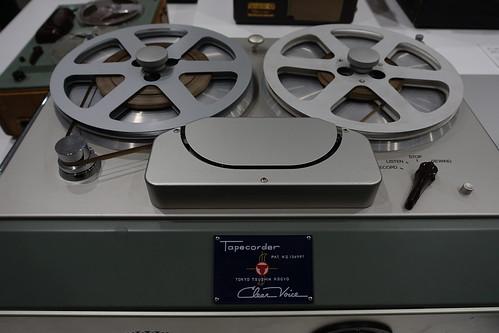 H-Type tape recorder 1951