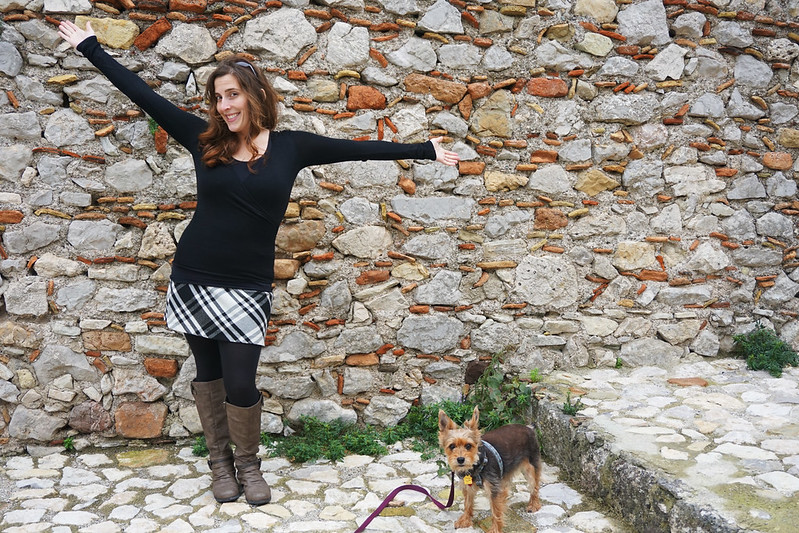 Body bark leggings, Taormina Sicily
