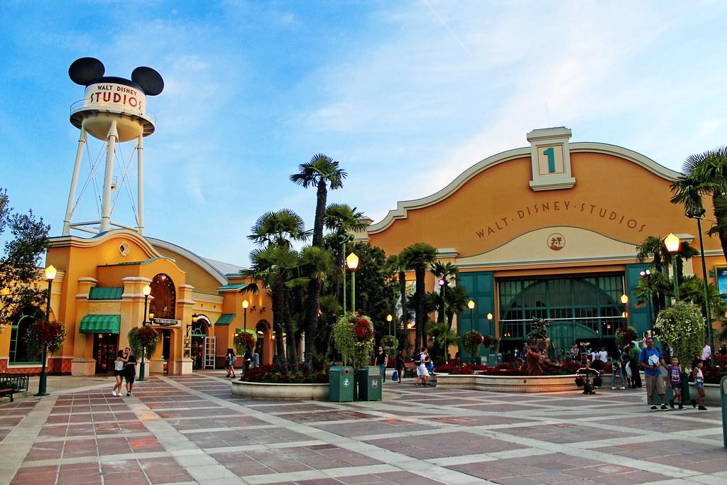 Drawing Dreaming - 10 razões para visitar a Disneyland Paris - Walt Disney Studios