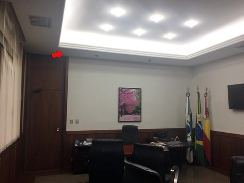 Escuta-gabinete