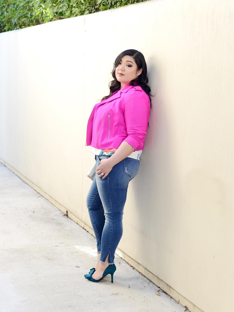 Curvy Girl Chic SLINK Jeans Plus Size Denim
