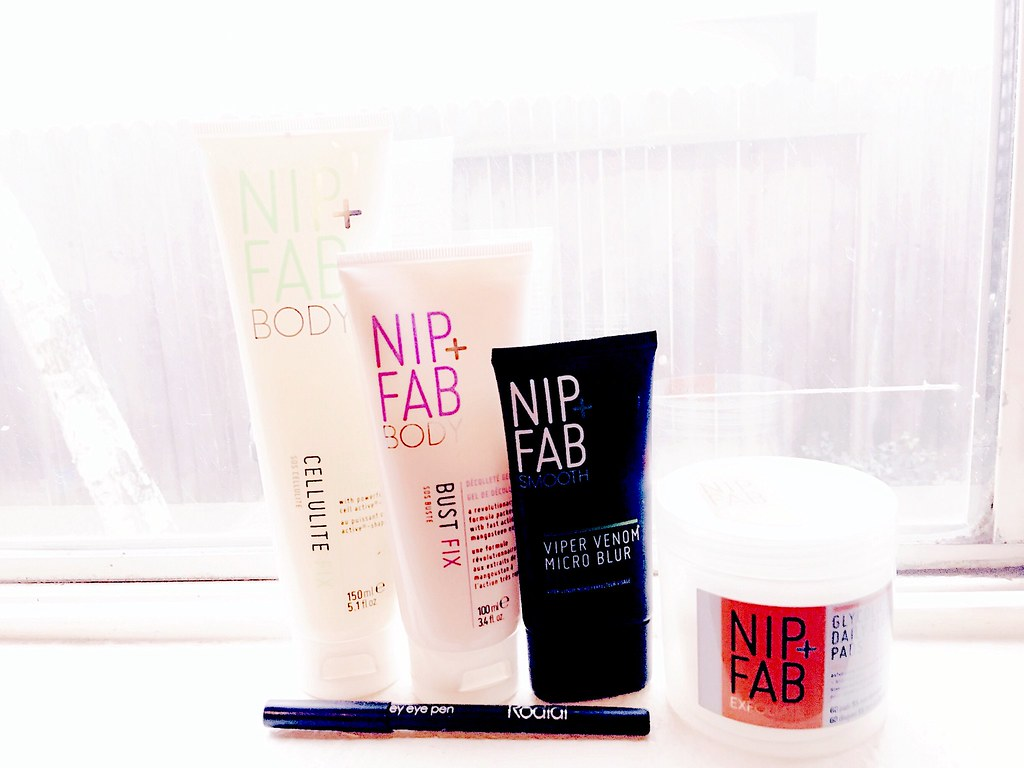 Nip + Fab Skincare Product Review