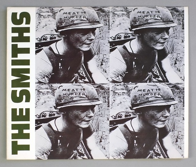 "THE SMITHS MEAT IS MURDER 12"" LP VINYL"