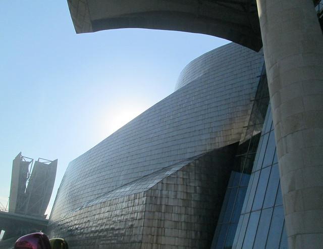Exterior, Guggenheim Museum, Bilbao