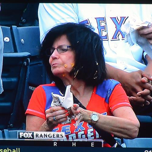 nacho lady