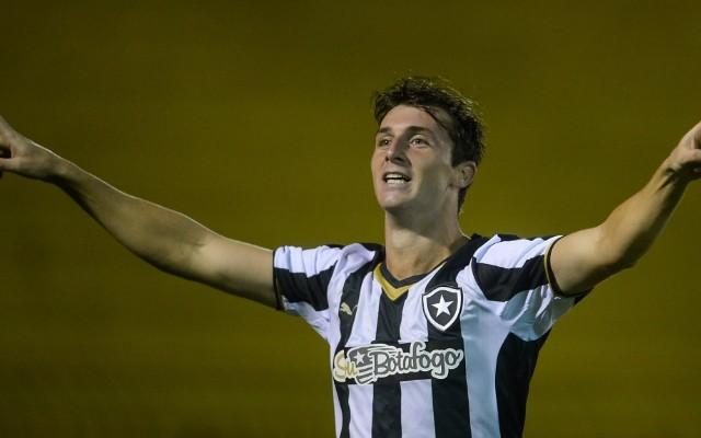 Diego Jardel mant�m otimismo em rela��o ao Botafogo