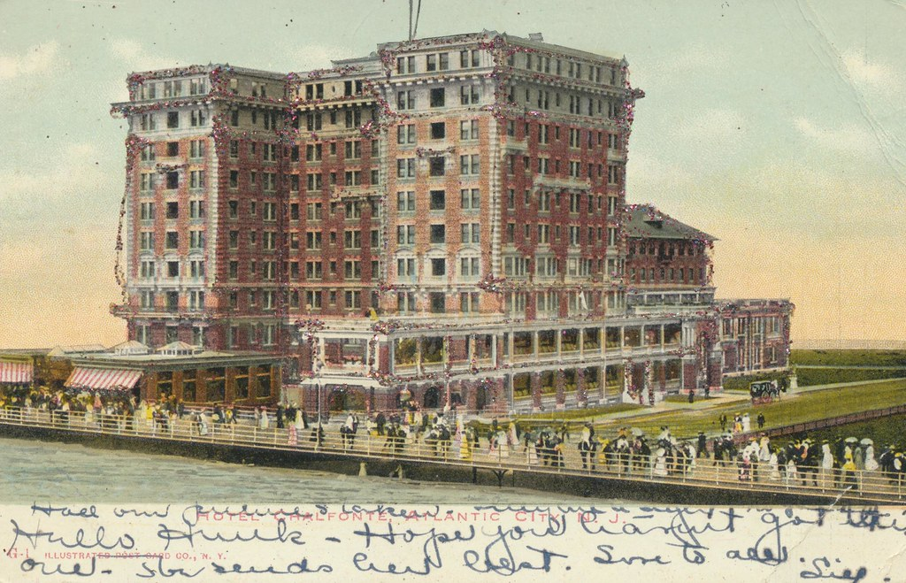 Hotel Chalfonte - Atlantic City, New Jersey