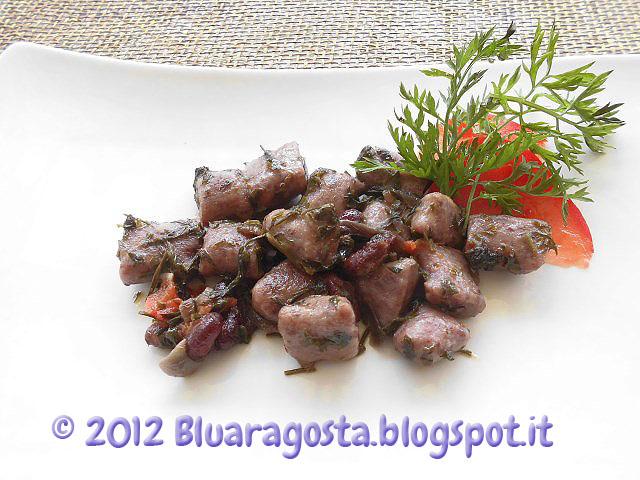 06-gnocchi di fagioli rossi con foglie di carote