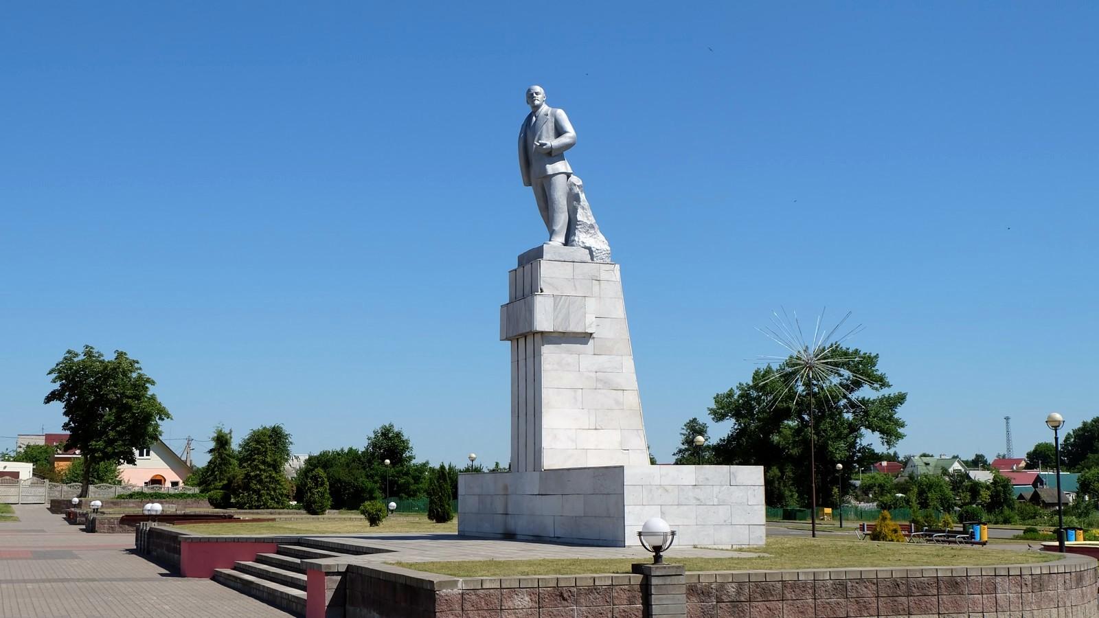 Ленин, Сморгонь, Беларусь