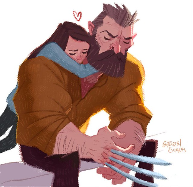 LOGAN by Gabriel Soares