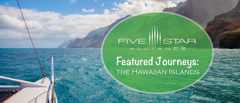 Featured Journeys: Hawaiian Islands