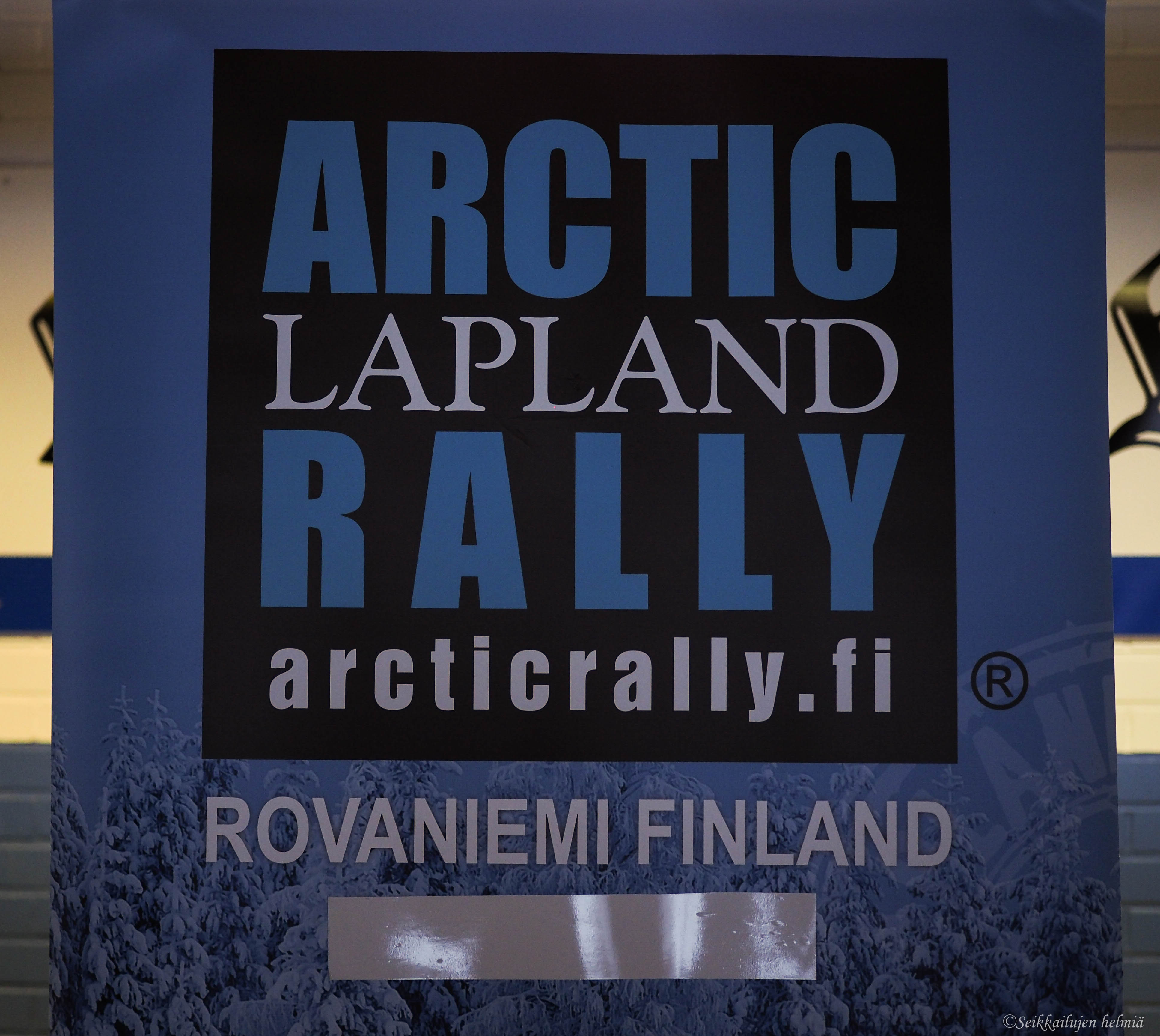 arctic lapland rally tunturiralli