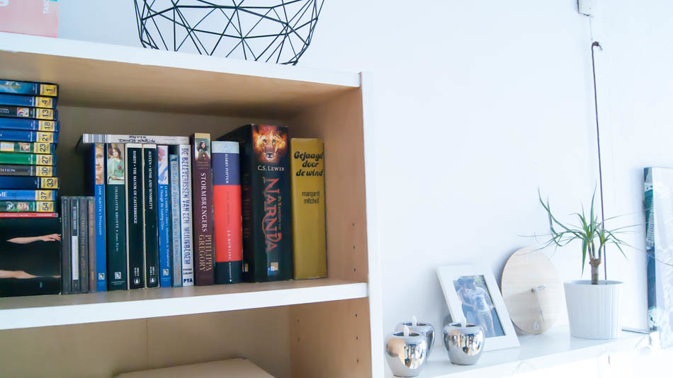 Upper bookcase