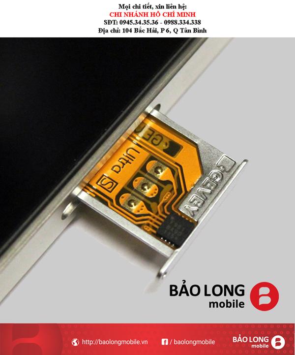 Sim ghép iPhone mua ở tại TP.HCM và những hạn chế trong khi sử dụng