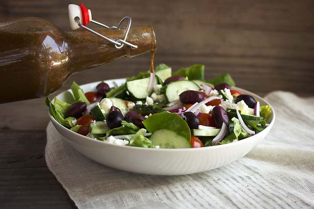 Dad's Greek Dressing Recipe