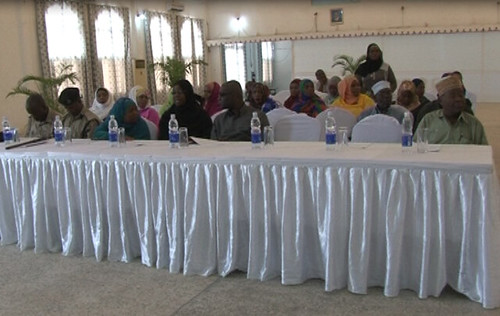 2015 May & June: Zanzibar CHODAWU-Z National launching campaign