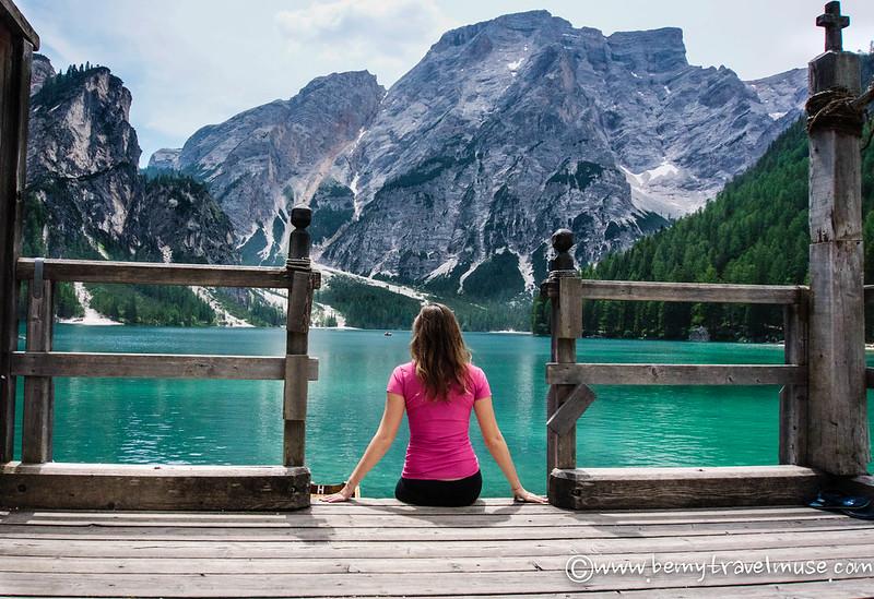 lago di braies ahrntal south tyrol italy