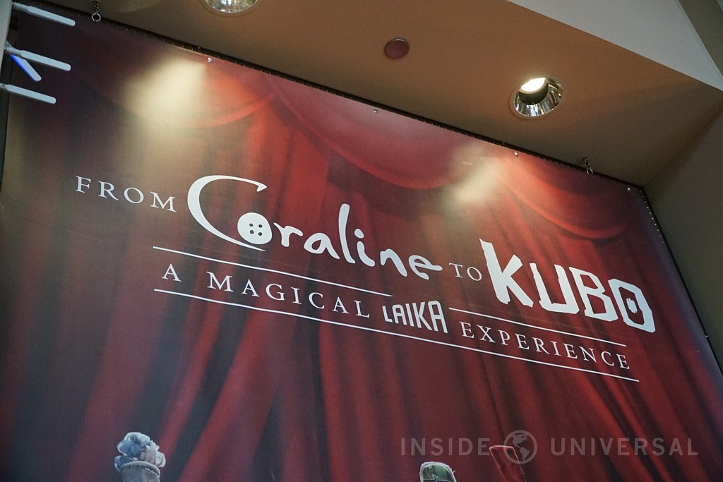 """From Coraline to Kubo: A Magical LAIKA Experience"" returns to Universal Studios Hollywood"