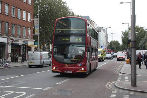 London Central WVL266 LX06EBV