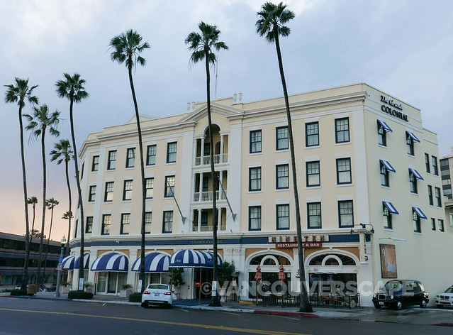The Grande Colonial Hotel, La Jolla