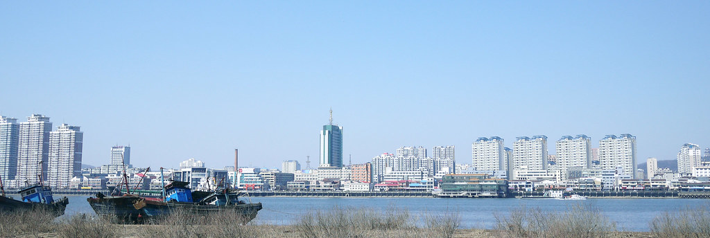 China, seen from North Korea