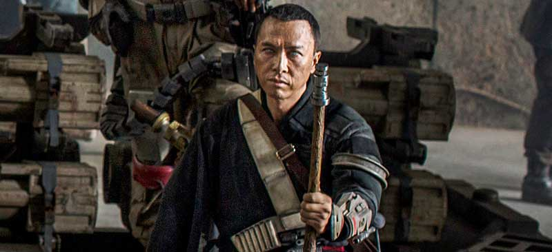 Star Wars Rogue One Chirrut Îmwe