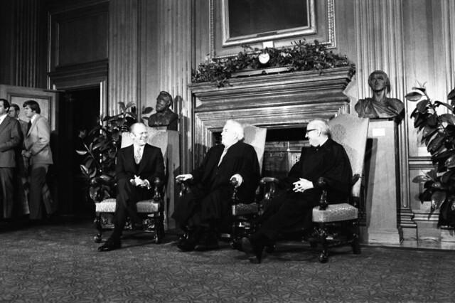 Nomination of Justice John Paul Stevens for Supreme Court
