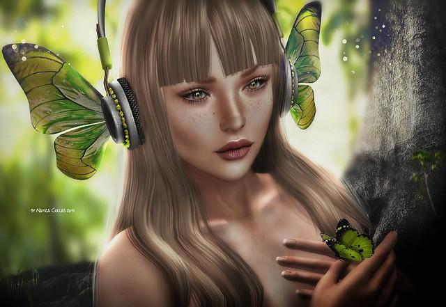 Like a butterfly♥♥