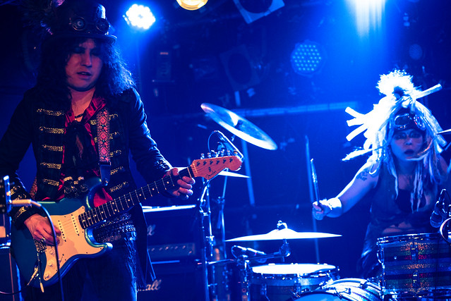 Coal Tar Moon live at ShowBoat, Tokyo, 01 Feb 2017 -00294
