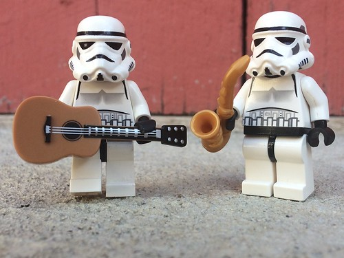 Storm trooper band. | by justlego1O1