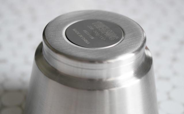 サーモス 真空断熱カップ 300ml アイボリー JDD-300 IV