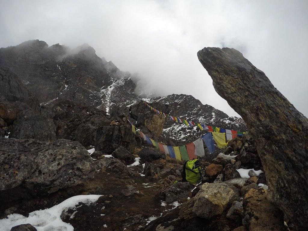Ανάβαση εγκλιματισμού στο  Sinelapche La (4650μ)