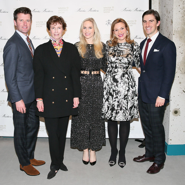 Young Collectors Night : at the Winter Antiques Show