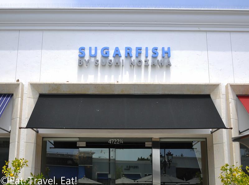 Sugarfish by Sushi Nozawa (Waterside)- Marina Del Rey, CA: Exterior