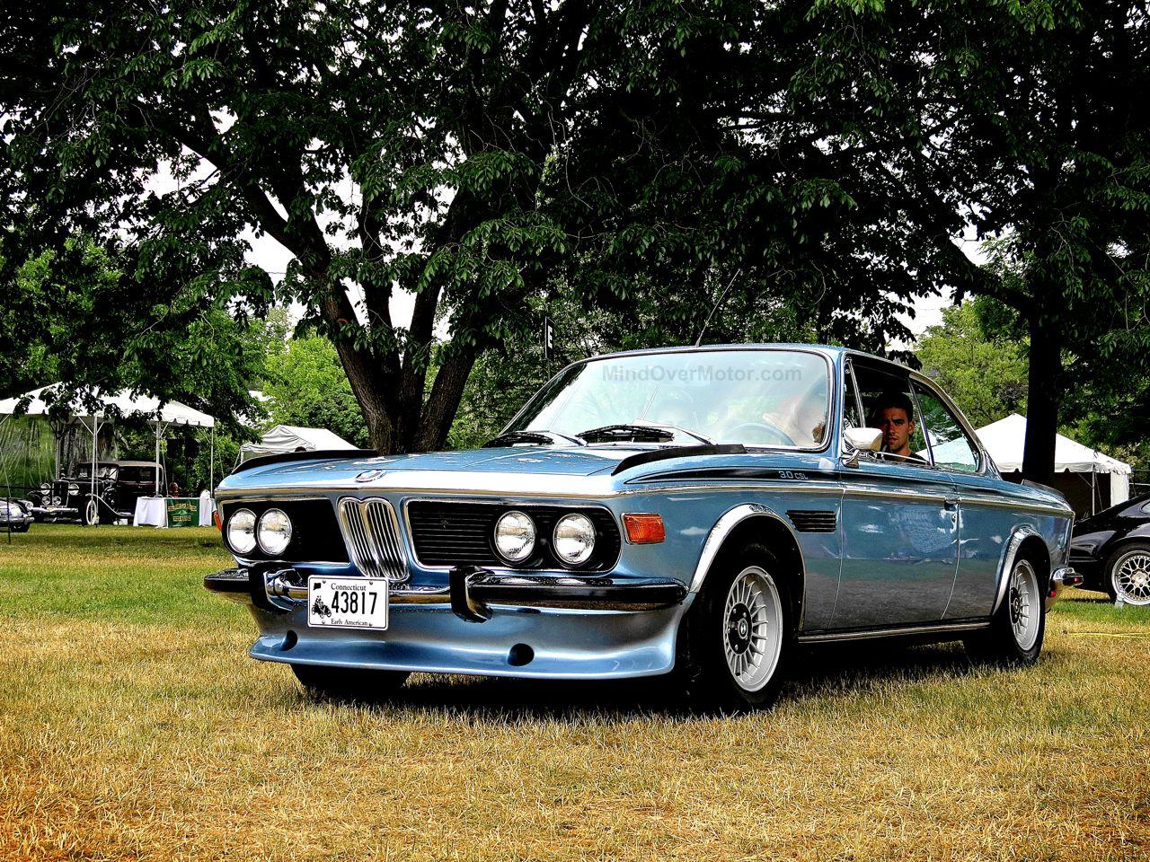 Greenwich 2 BMW E9 3.0 CSL