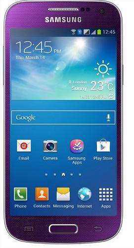 Samsung morado