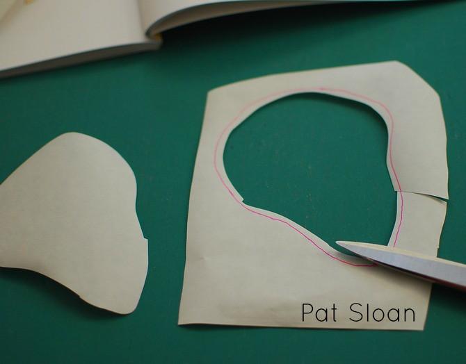 Pat Sloan Fusible Applique tutorial 5
