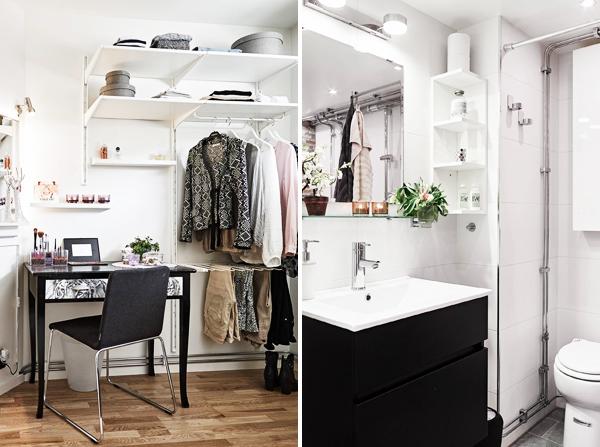 Minimalist Glamour Home Design Idea