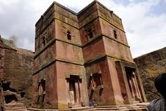 Igreja de São Jorge em Lalibela, Etiópia