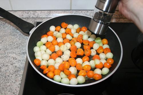 55 - Mit Pfeffer, Salz & Zucker abschmecken / Taste with salt, pepper & sugar
