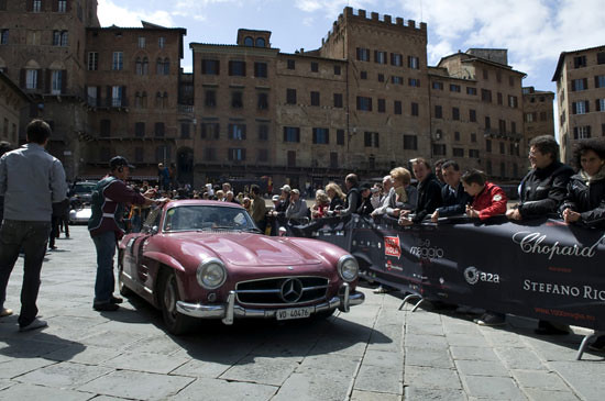Chopard Mille Miglia2010 chronograph