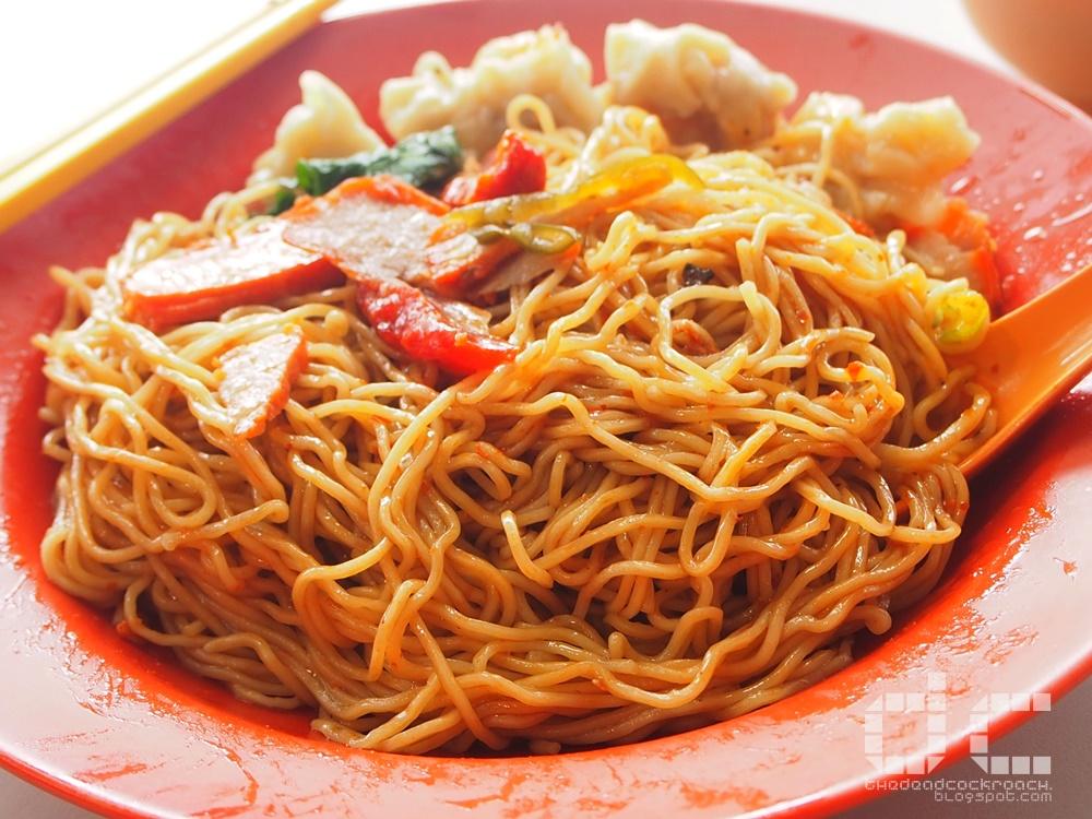 alexandra village, alexandra village food centre, dover road, dover road kai kee wanton noodle, food, food review, kai kee, kai kee wanton noodle, review, wanton noodle,