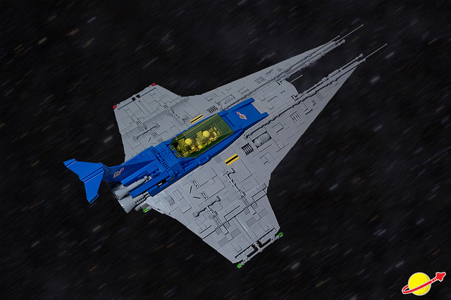 LEGO LL-222 Neo Classic Space