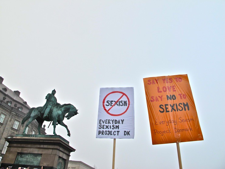 Everyday sexism project DK