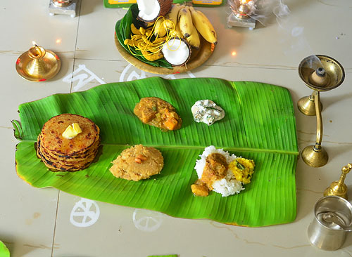Thiruvathirai celebration